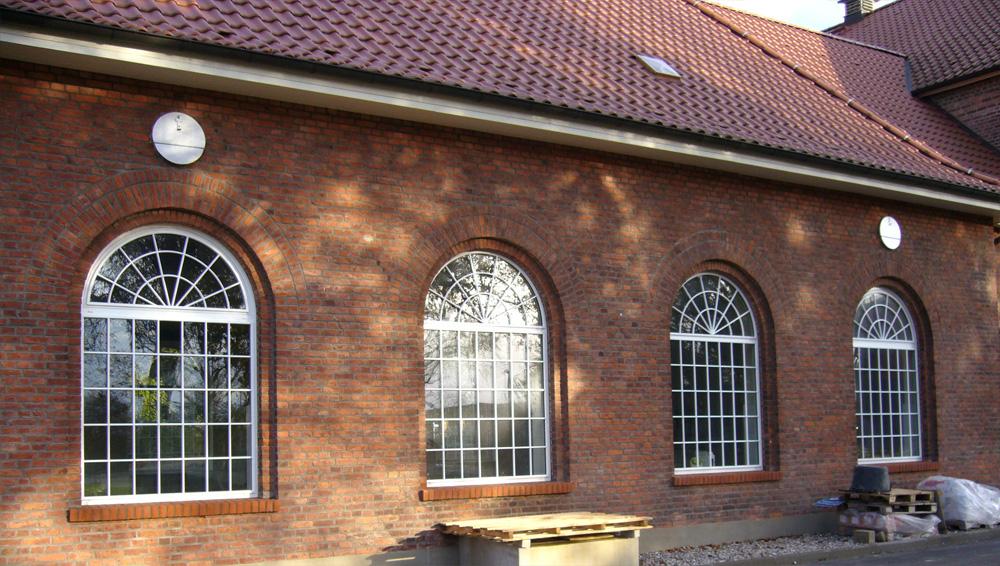 renovierung denkmalgeschützter Sprossenfenster